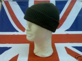 # NEW # OLIVE COLOUR SKULL CAP/ BENNY HAT ONE SIZE
